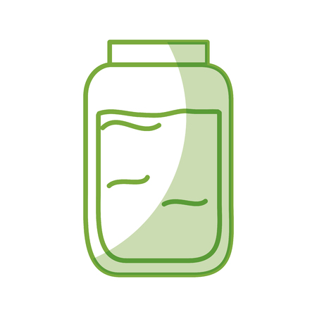 jar isolated icon vector illustration design Banco de Imagens - 80035334