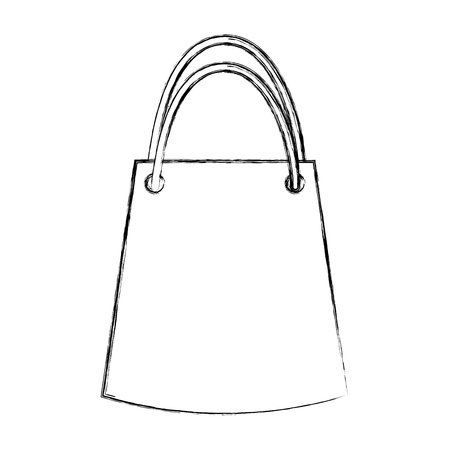 paper gift bag icon vector illustration design Stock Vector - 80088164