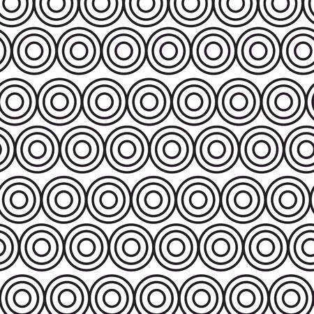 Fondo del modelo con mandalas ilustración vectorial de diseño Foto de archivo - 80088177