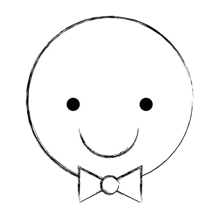 Ingwer Cookie Weihnachten Symbol Vektor-Illustration Design Standard-Bild - 80090782