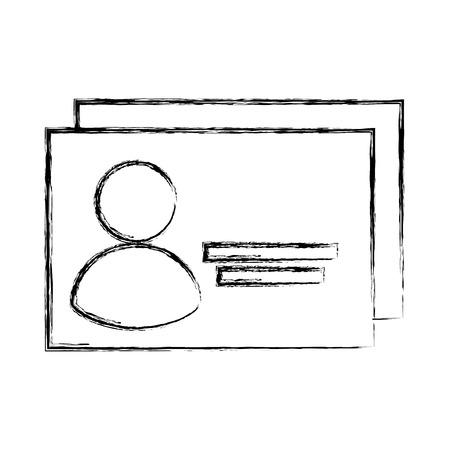 Botella de identificación aislado icono de ilustración vectorial de diseño Foto de archivo - 80091060