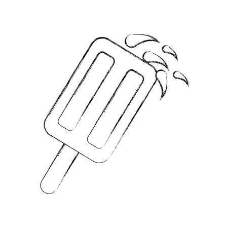 ice cream isolated icon vector illustration design