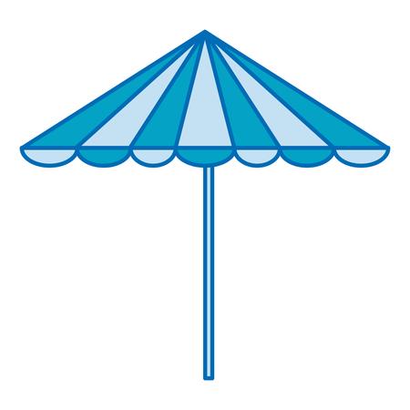 ビーチ傘夏アイコン ベクトル イラスト デザイン 写真素材 - 80243306