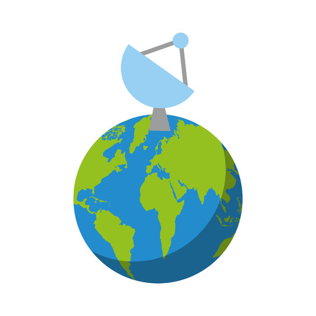 地球上の人工衛星