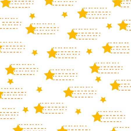 universe star isolated pattern vector illustration design
