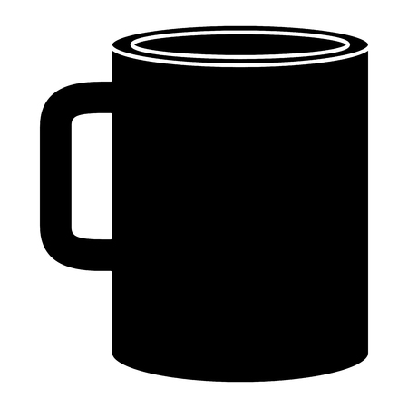 coffee cup isolated icon vector ilustration design 向量圖像