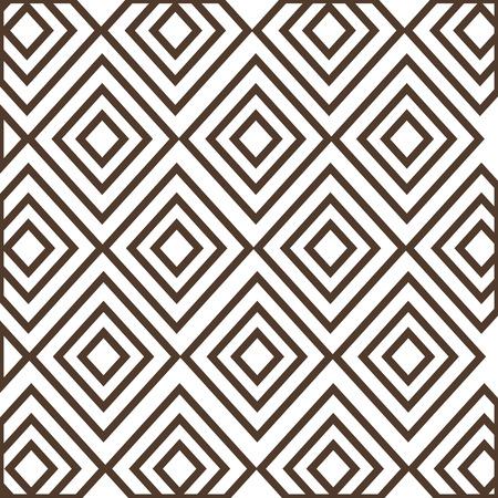 エレガントな幾何学的なパターンの背景ベクトル イラスト デザイン  イラスト・ベクター素材