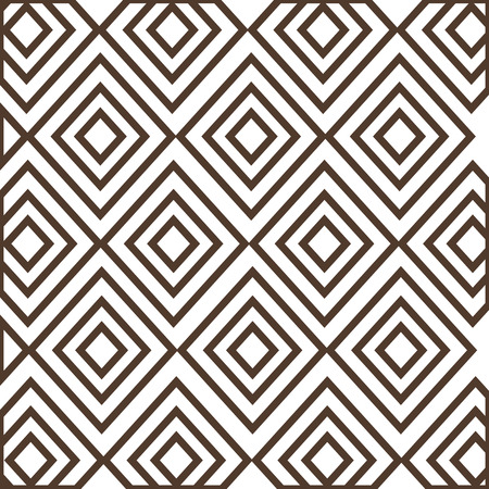 elegant geometric pattern background vector illustration design Ilustrace