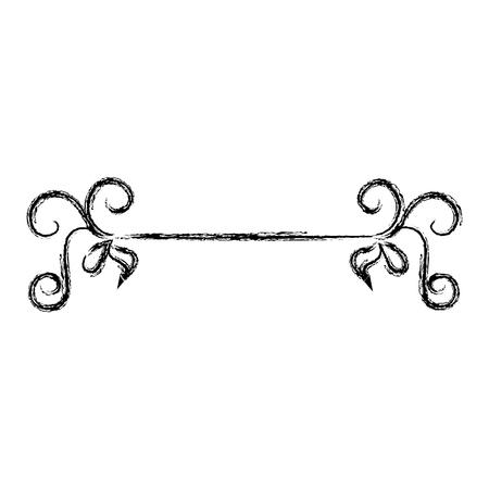 Elegantes viktorianisches Designvektor-Illustrationsdesign Standard-Bild - 80339733