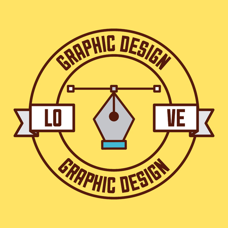 designer labels: logo graphic design design icon illustration vector graphic Illustration