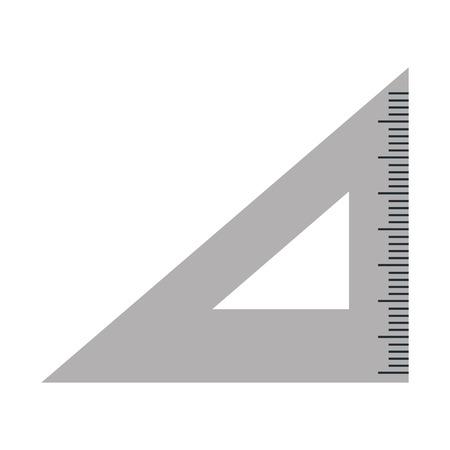 規則の学校分離アイコン ベクトル イラスト デザイン