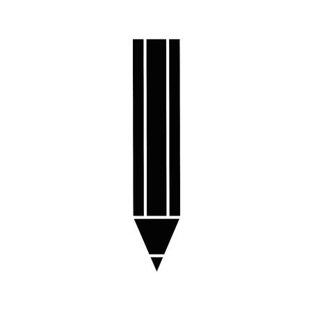 Vector de illustratie grafisch ontwerp van het bureaupen geïsoleerd pictogram