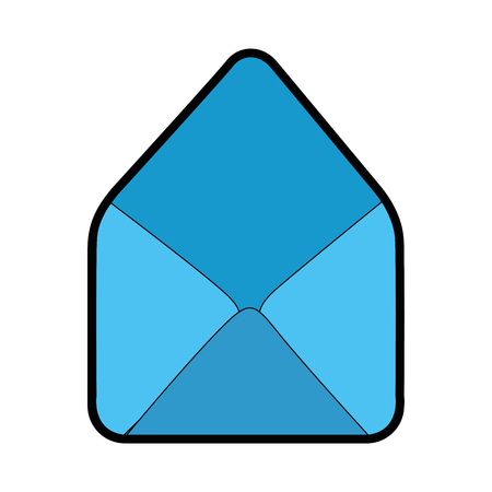 Email isolated symbol icon vector illustration graphic design Illustration