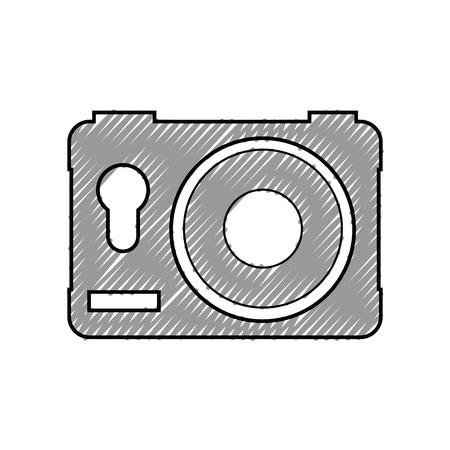 Photographic camera symbol icon vector illustration graphic design Фото со стока - 80451718