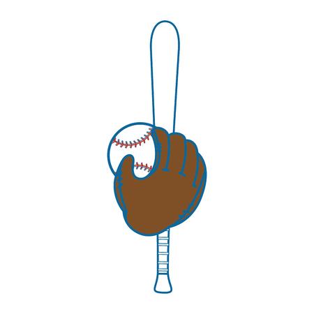 野球スポーツ ゲームのアイコン ベクトル illustrationgraphic デザイン