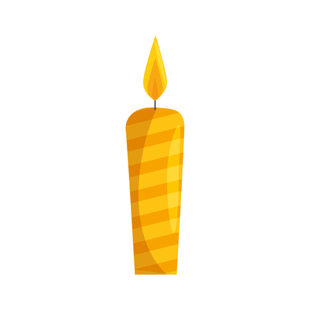 candle fire light icon vector illustration graphic design