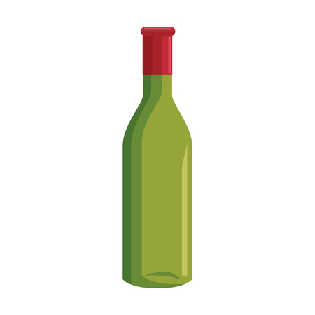drink bottle beverage icon vector illustration graphic design