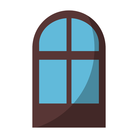 panels: isolated window cartoon icon vector graphic illustration