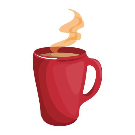 초콜릿 아이콘 벡터 일러스트 그래픽 디자인의 뜨거운 음료 일러스트
