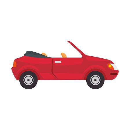 Isolierte bestimmte Auto-Symbol Vektor-Illustration Grafik-Design Standard-Bild - 80724533