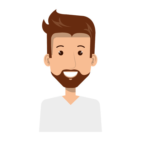 Professional man of health vector illustration design Illustration