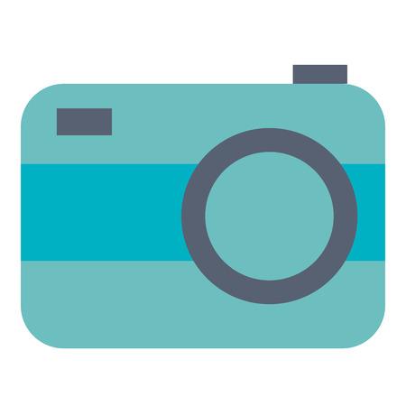 snapshots: Camera photographic isolated icon vector illustration design Illustration
