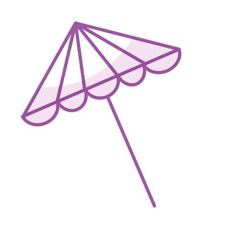 A summer icon vector illustration design