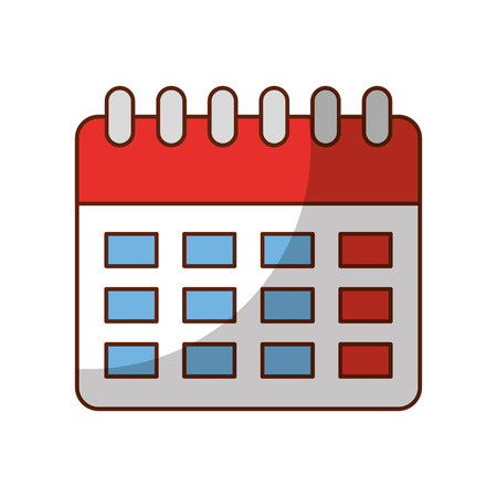appointing: calendar reminder isolated icon vector illustration design