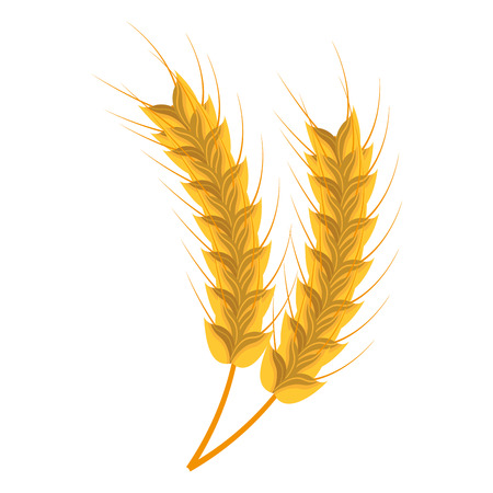 bread spikes isolated icon vector illustration design