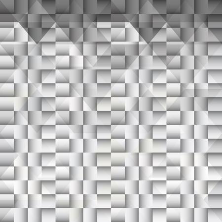 mosaic: geometric figures pattern background vector illustration design