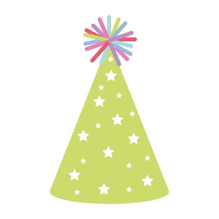 Children party decoration icon vector illustration design graphic