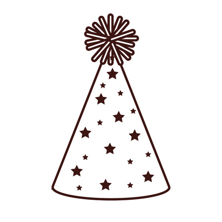 baby: Children party decoration icon vector illustration design graphic