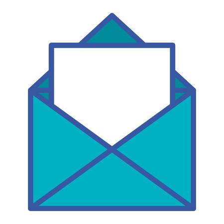 About information letter icon vector illustration design graphic Çizim