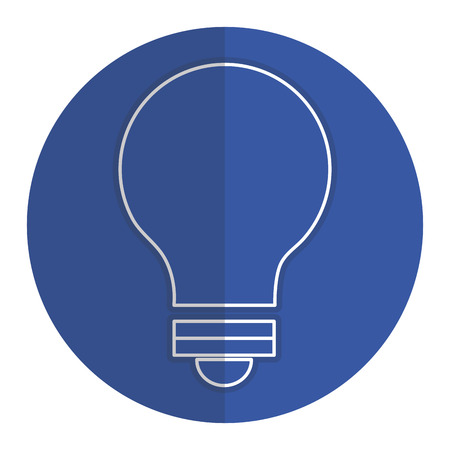Light bulb place icon vector illustration design graphic Illustration