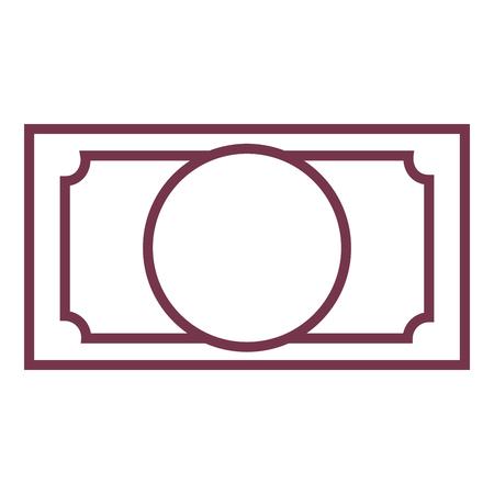 大きなドル法案アイコン ベクトル イラスト デザイン グラフィック 写真素材 - 80838711