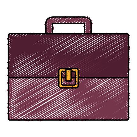 Doctor job mallet icon vector illustration design doodle