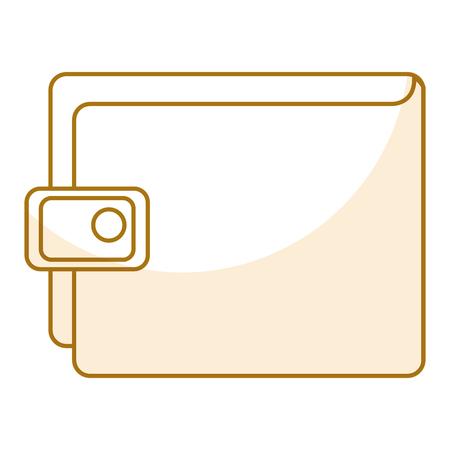 Wallet save documents icon vector illustration design graphic Illustration