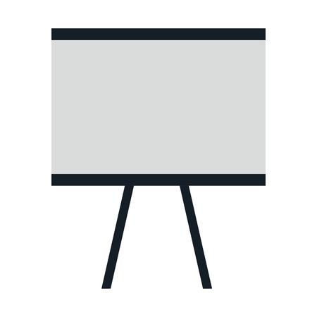 白板分離アイコン ベクトル イラスト デザイン  イラスト・ベクター素材