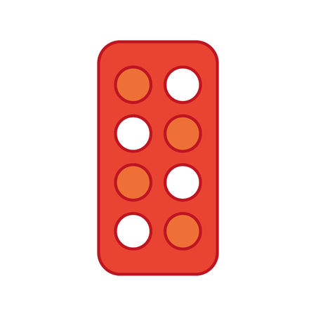 Combine el gráfico del diseño del ejemplo del vector del icono de la paleta de color Foto de archivo - 80908185