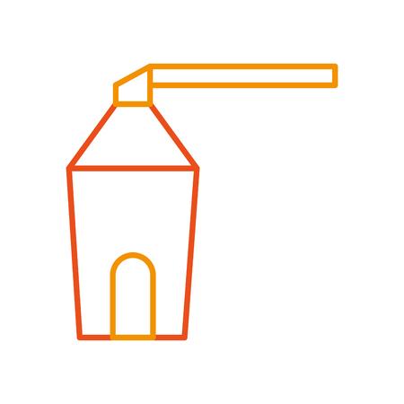 家庭用液体要素アイコン ベクトル イラスト デザイン グラフィック  イラスト・ベクター素材