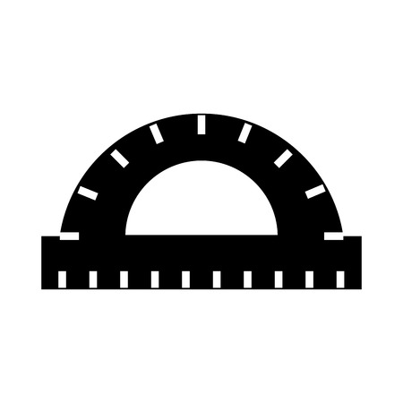 Conveyor instruments measure grades dark vector illustration design graphic
