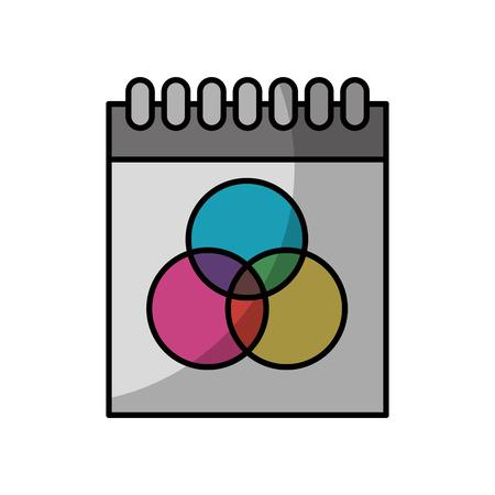 달력 날짜 약속 그림자 벡터 일러스트 레이션 디자인 그래픽