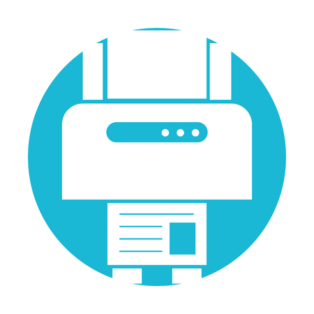 Electronic work instrument icon vector illustration design graphic