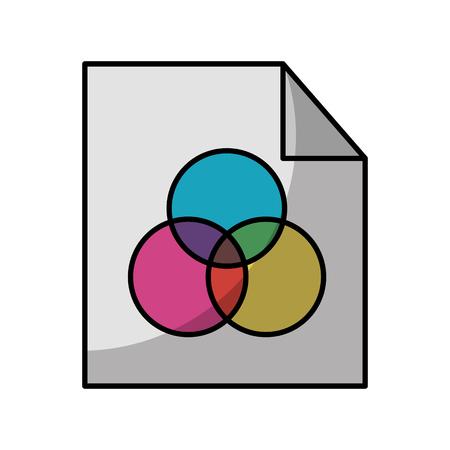 Folha desenho idéias sombra ilustração vetorial design gráfico Foto de archivo - 80920981