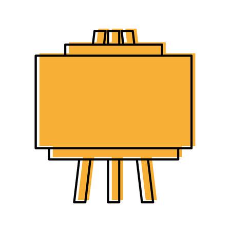 Ideas plasmar board icon vector illustration design graphic Ilustração