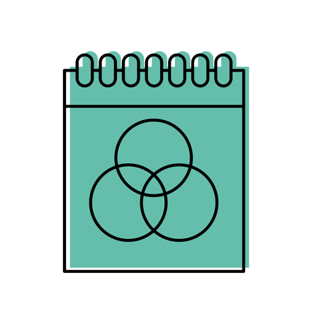Calendar dates commitments icon vector illustration design graphic Illusztráció