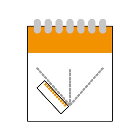 Calendar dates commitments icon vector illustration design graphic Illustration