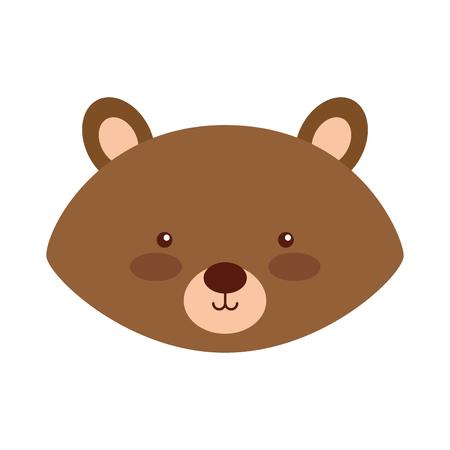 Animal squirrel cartoon icon vector illustration design graphic
