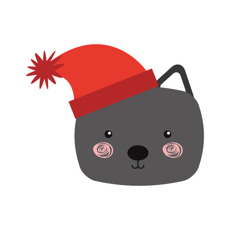 animal cat cartoon icon vector illustration design graphic Stock Vector - 80929676