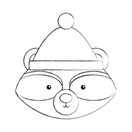 Animal beverage cartoon icon vector illustratie ontwerp tekening